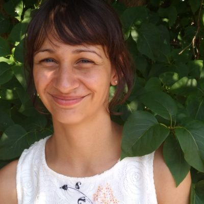 Portrait Julia Tschersich