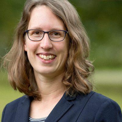 Portrait Stefanie Sievers Glotzbach